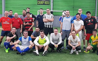 Rencontre sportive inter-entreprises