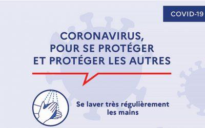 Propertis au cœur de la lutte contre la propagation du Coronavirus