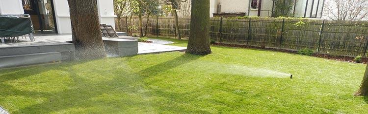 Aménagement d'un jardin privatif au Vésinet